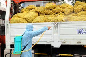 Giá nông sản đang đứng trước nguy cơ giảm mạnh do dịch Covid-19