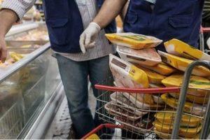 Hàng đông lạnh nhập khẩu vào Trung Quốc được kiểm tra rất kỹ