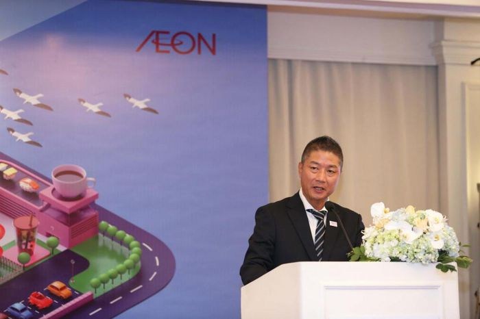 Phát biểu của ông Nishitohge Yasuo về việc xuất khẩu nông sản qua Nhật Bản