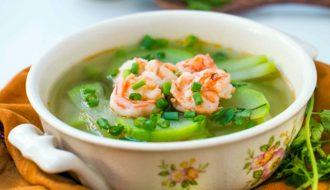 TOP 4 món ăn chuẩn vị Việt Nam giúp thanh lọc cơ thể