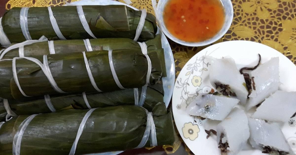 Bánh tẻ đặc sản Thanh Hóa